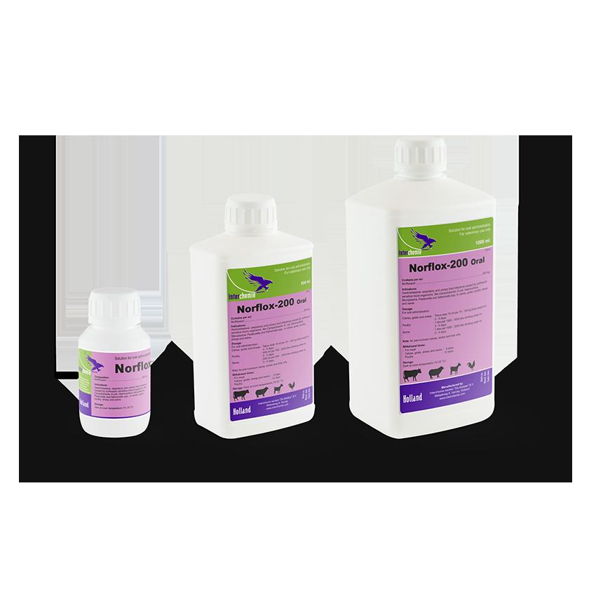 Norflox-200 Oral