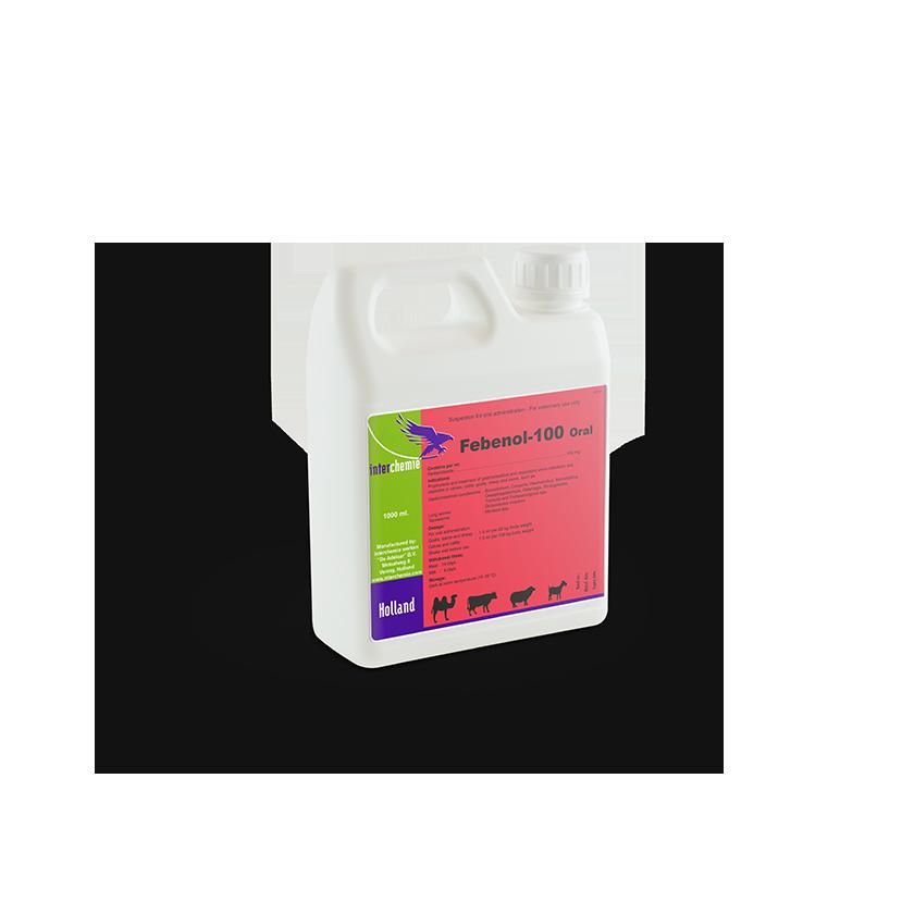 Febenol-100 Oral