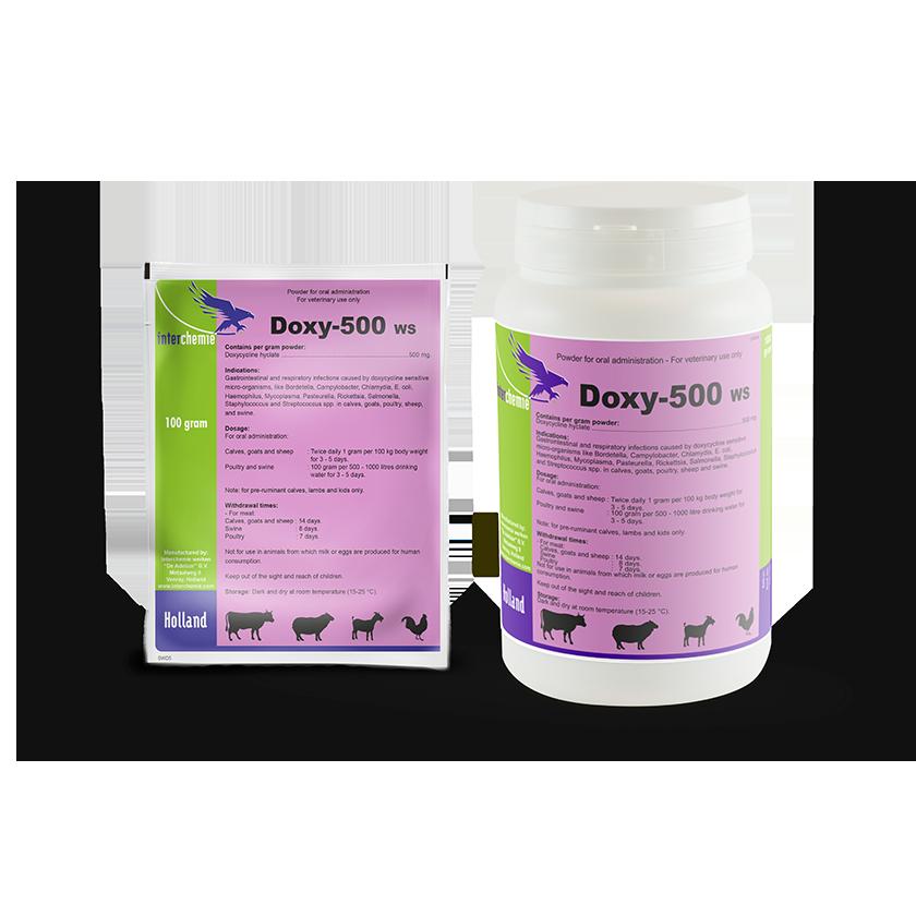 Doxy-500 WS