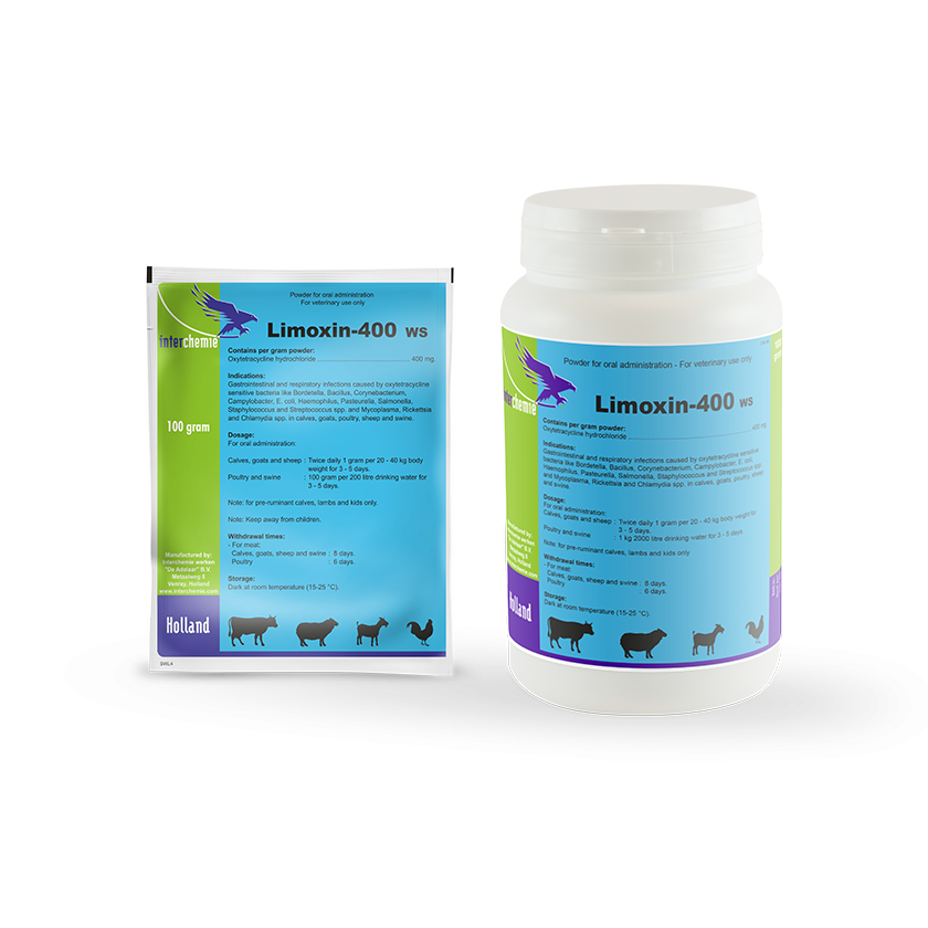 Limoxin-400 WS