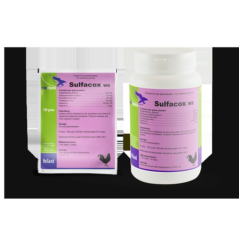 Sulfacox WS